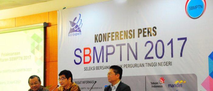 Pendaftaran Online SBMPTN Dibuka Mulai 11 April 2017